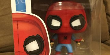 Spiderman pop funko