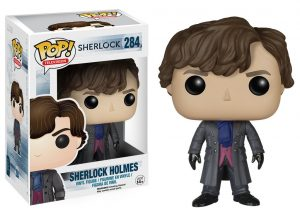 Sherlock funko pop originale