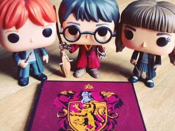 Funko POP HP Collection