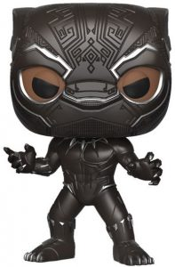 black panther funko pop