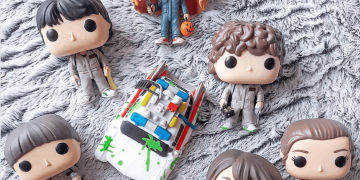 stranger things funko pop ghostbusters