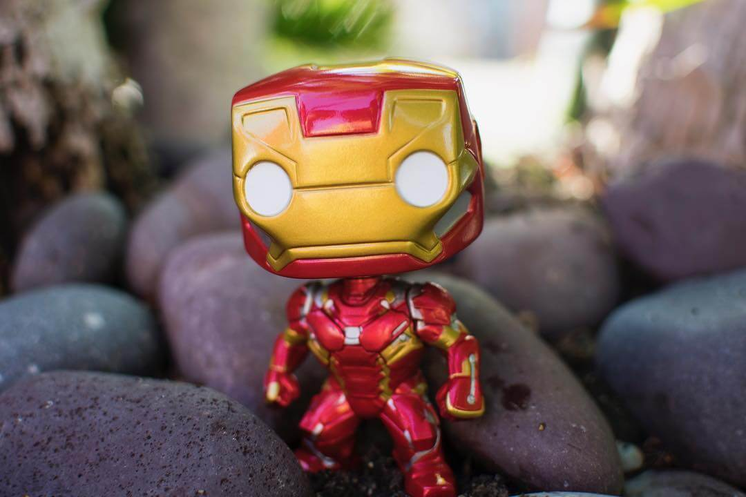 funko pop ironman tony stark