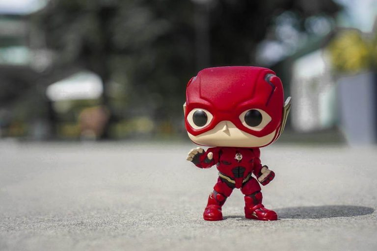 funko pop roma flash