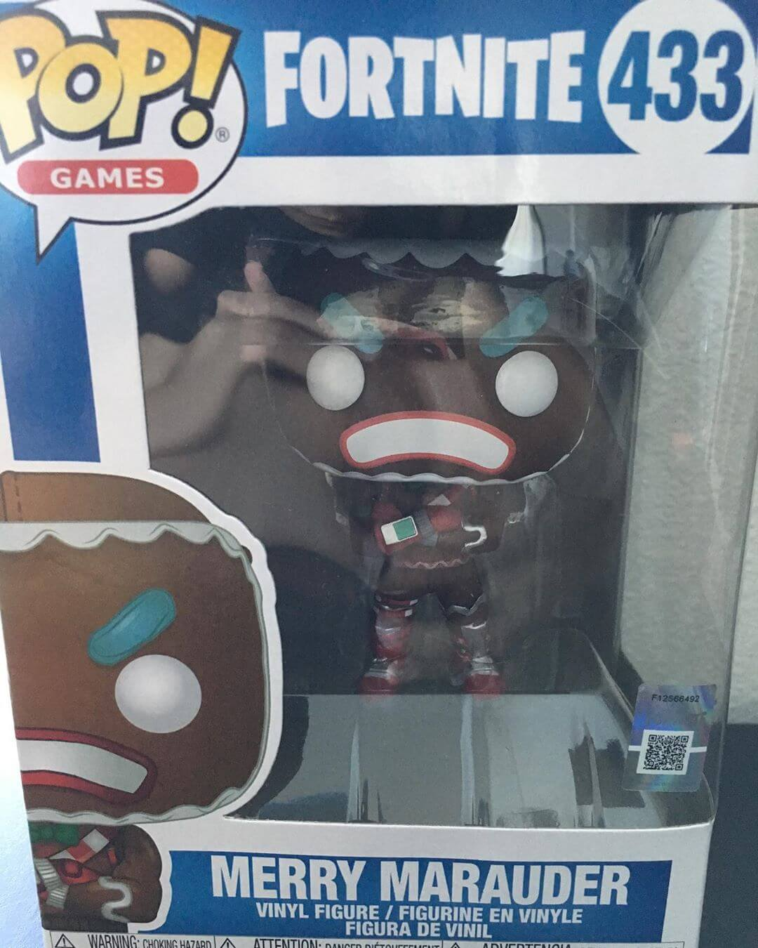 Merry Marauder Funko Pop - funko pop fortnite eroe biscotto
