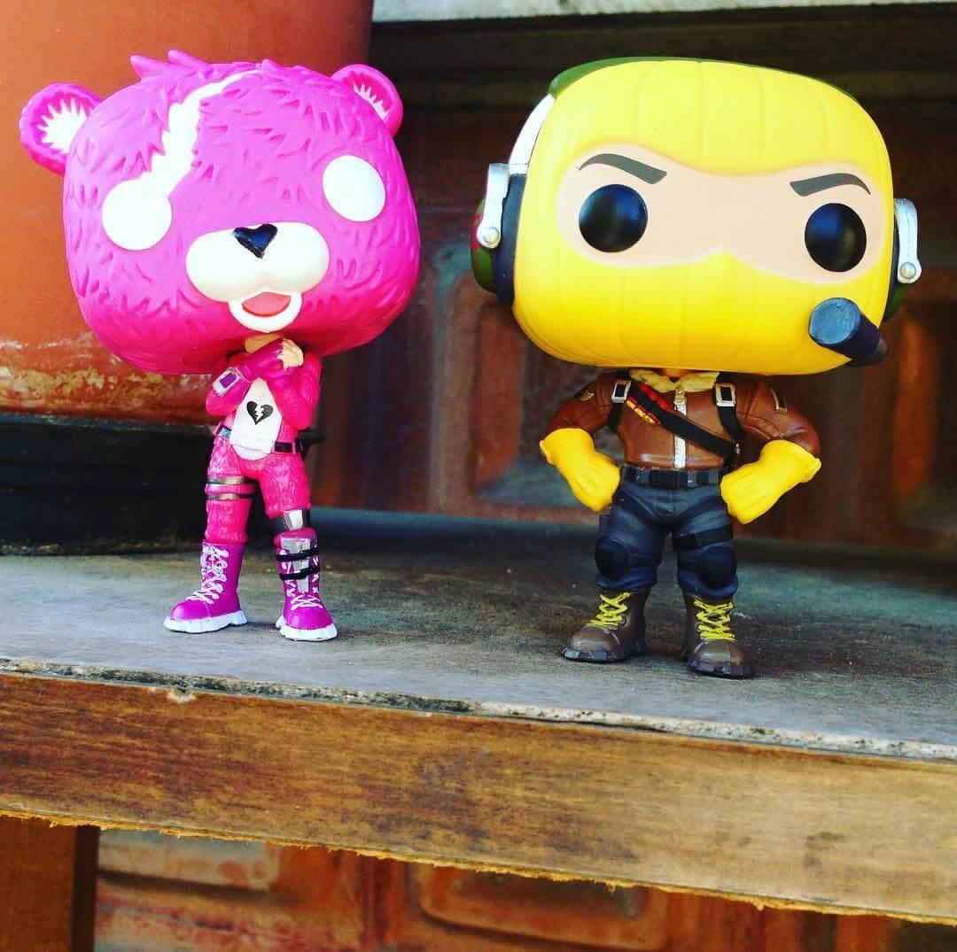 funko pop fortnite in italiano