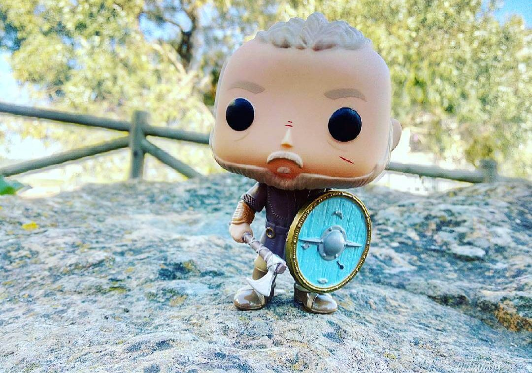 Funko Pop Vikings Ragnar Lothbroke